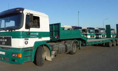 alquiler de camiones