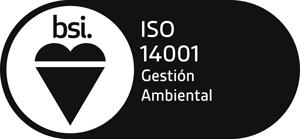 Certificado sistema de Gestión Medioambiental